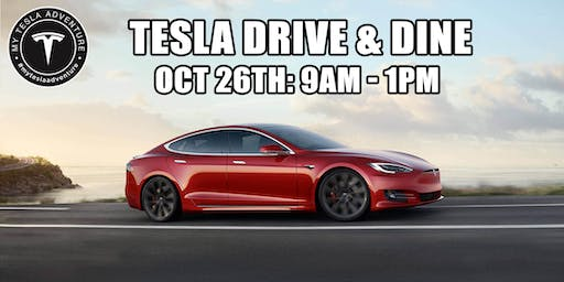 Tesla Owners Drive & Dine: Computer Science Museum to Moss Beach