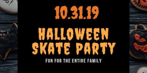 Family Halloween Skate Party