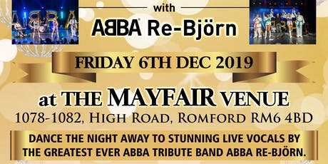 Christmas with ABBA Re-Björn tickets