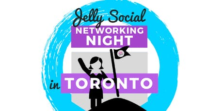 Entrepreneur Networking Night! By Jelly Social x Hivers tickets