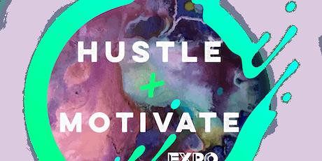Hustle & Motivate Expo tickets
