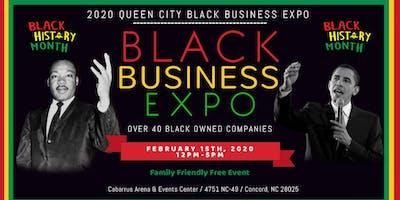 2020 Queen City Black Business Expo