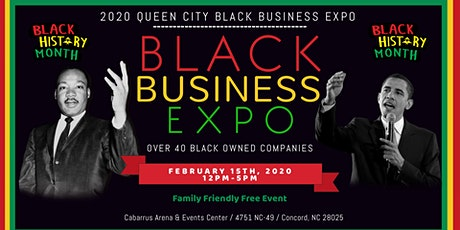 2020 Queen City Black Business Expo tickets