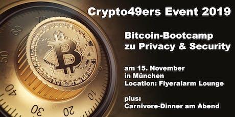 Crypto49ers - Bitcoin Tickets