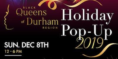 2019 Holiday Pop-Up – Black Queens of Durham