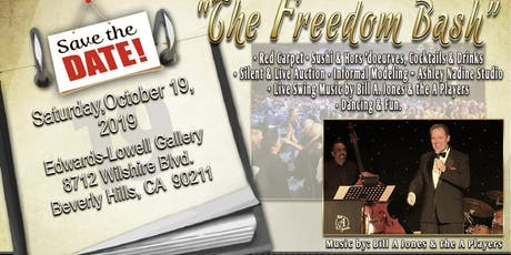 THE FREEDOM BASH tickets