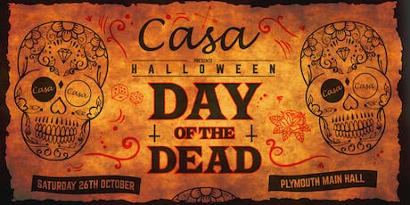 Casa // Halloween - Day Of The Dead tickets