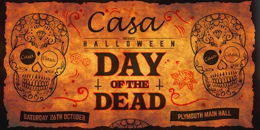 Casa // Halloween - Day Of The Dead