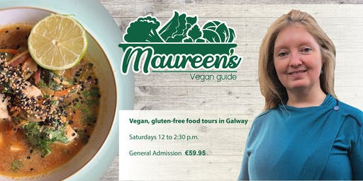 Vegan, gluten-free food tour in Galway