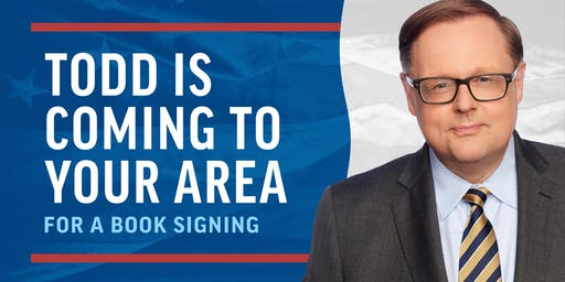 Todd Starnes Book Signing - Morehead City, NC