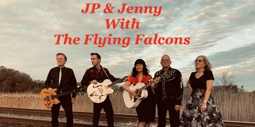 JP & JENNY with The Flying Falcons