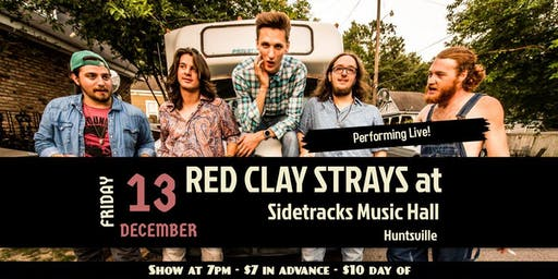 Red Clay Strays