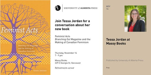 Feminist Acts: A conversation with Tessa Jordan