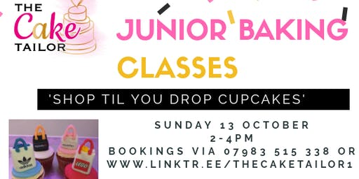 Junior Baking & Sugarcraft Classes (6-17 years) (Purley)