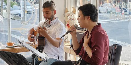 Live Music By DUO TELAR: Modern Tango, Jazz And Experimental Fusions tickets