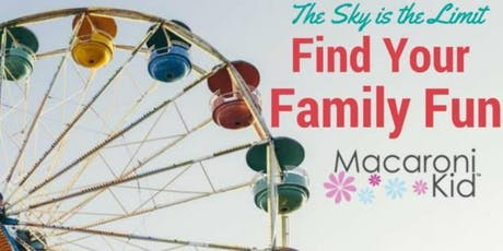 Find Your Family Fun in Lower Peninsula - FREE Calendar tickets
