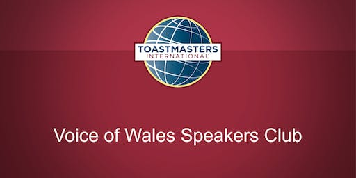 Voice of Wales Speakers Club, Toastmasters