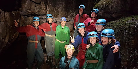 Try Caving (OFF-PEAK) tickets
