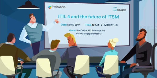 [Exclusive Event] ITIL v4  and the future of ITSM