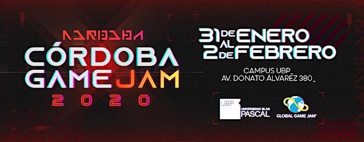 Imagen de Córdoba Game Jam 2020
