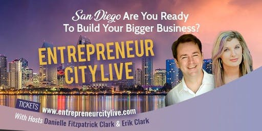 Entrepreneur City LIVE San Diego