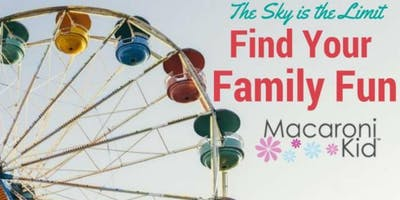 Find Your Family Fun in West Palm Beach - FREE Calendar