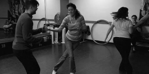 Jitterbug! Vintage Swing Dance/Smooth Lindy 4-Week Intensive