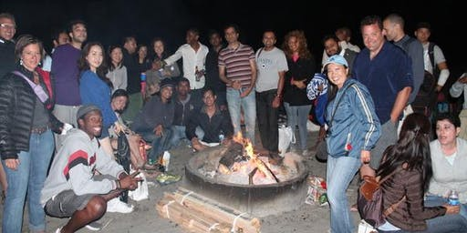 Indian Summer Beach Party, BBQ & Bonfire