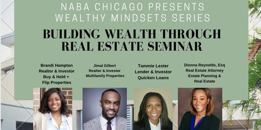 NABA Wealthy Mindset Series: Building Wealth Through Real Estate Seminar