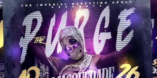 The Purge, A Masquerade & Costume Affair