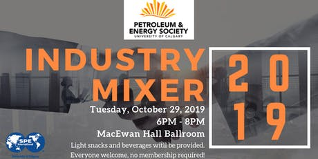 PES Industry Mixer Fall 2019 tickets