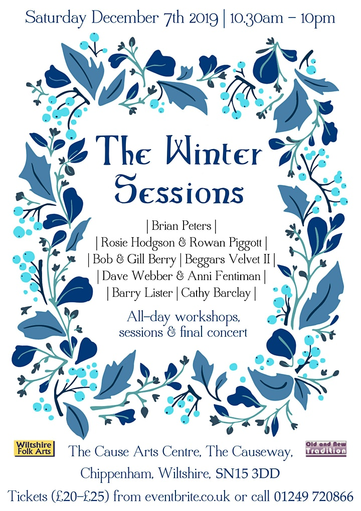 The Winter sessions image