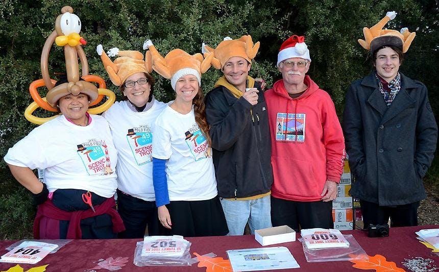 San Francisco Turkey Trot - Race Volunteers