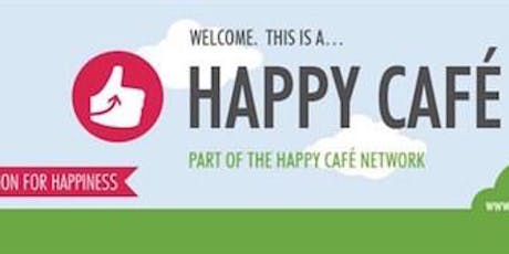 Happy Cafe Notting Hill tickets