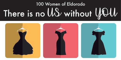 There is no US without YOU!! 100 Women Fall Giving Event
