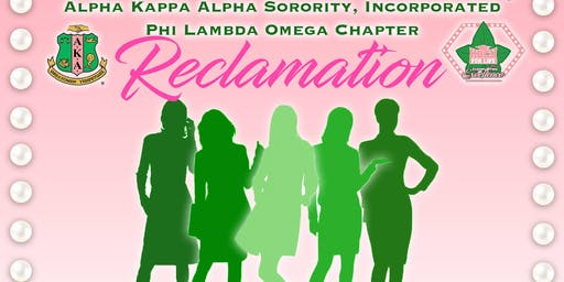 Reclamation Phi Lambda Omega Chapter