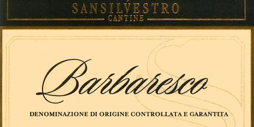 Beautiful Barolo with The Cantine San Silvestro