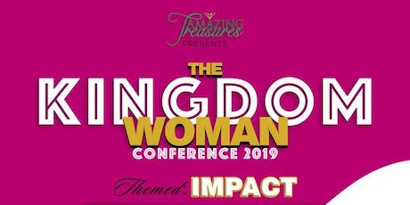 The Kingdom Woman Conference 2019 tickets