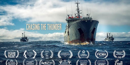 Chasing the Thunder St Pete Film Premiere Screening
