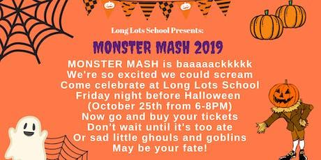 LLS Monster Mash 2019 - Friday, October 25th, 6-8pm tickets