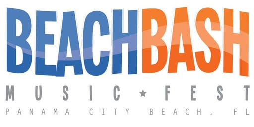 BEACH BASH MUSIC FEST 2020:  PANAMA CITY BEACH, FL