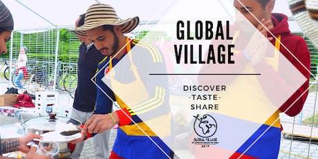 Global Village 2019 Lausanne billets