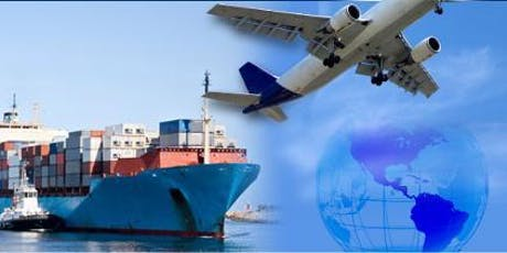 Updated Incoterms 2020/  Navigating Today's Risk of International Trade tickets