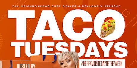 Taco Tuesdays @ElmStreetLounge // Margarita Specials tickets
