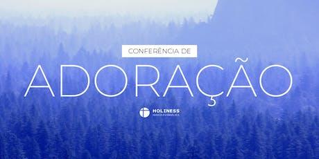 Conferência de Adoração com Massao Suguihara ingressos