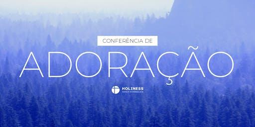 Conferência de Adoração com Massao Suguihara