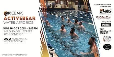 Activebear: Water Aerobics (October) tickets