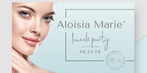 Aloisia Marie Launch Party at Kind Health Group
