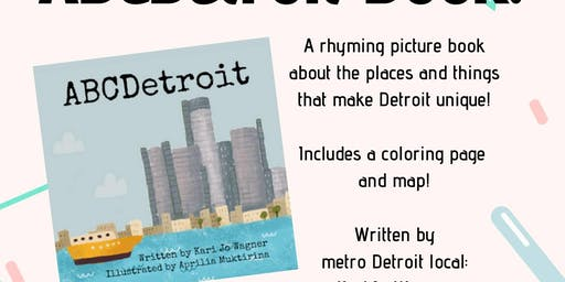 ABCDetroit Book Signing