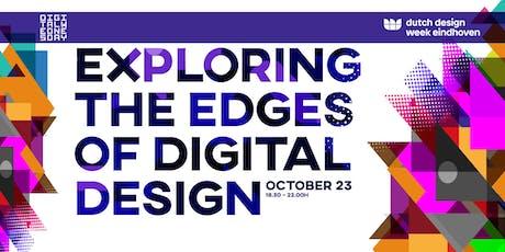Digital Wednesday - Exploring the edges of Digital Design tickets